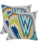 RugStudio presents Safavieh Pillows Bolt Blue