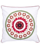 RugStudio presents Safavieh Pillows Jasmine Red