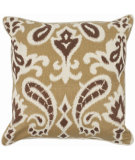 RugStudio presents Safavieh Pillows Brian Desert Brown