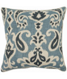 RugStudio presents Safavieh Pillows Brian Porch Blue