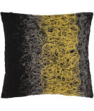 RugStudio presents Safavieh Pillows Simon Yellow/Onyx