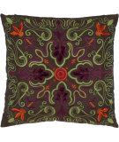 RugStudio presents Safavieh Pillows Dean Brown / Multi