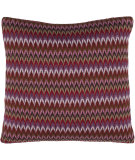 RugStudio presents Safavieh Pillows Evangeline Raspberry