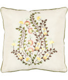 RugStudio presents Safavieh Pillows Emiliano Creme