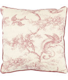 RugStudio presents Safavieh Pillows Norah Raspberry