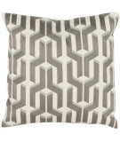 RugStudio presents Safavieh Pillows Dawson Silver-Blue