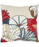 RugStudio presents Safavieh Pillows Leland White / Beige