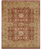 RugStudio presents Safavieh Persian Legend PL170F Red / Ivory Hand-Tufted, Good Quality Area Rug