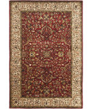RugStudio presents Safavieh Persian Legend PL527A Red / Ivory Hand-Tufted, Good Quality Area Rug