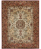 RugStudio presents Safavieh Persian Legend PL528A Ivory / Red Hand-Tufted, Good Quality Area Rug