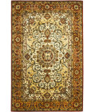 RugStudio presents Safavieh Persian Legend PL531A Ivory / Rust Hand-Tufted, Good Quality Area Rug