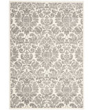 RugStudio presents Safavieh Porcello Prl3714a Grey / Ivory Machine Woven, Better Quality Area Rug