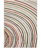 RugStudio presents Safavieh Porcello Prl3720a Ivory Machine Woven, Better Quality Area Rug