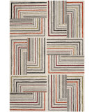 RugStudio presents Safavieh Porcello Prl3740c Ivory / Grey Machine Woven, Better Quality Area Rug
