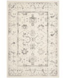RugStudio presents Safavieh Porcello Prl3741b Ivory / Light Grey Machine Woven, Better Quality Area Rug