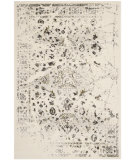 RugStudio presents Safavieh Porcello Prl3743b Ivory / Light Grey Machine Woven, Better Quality Area Rug