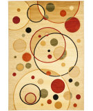 RugStudio presents Safavieh Porcello Prl4814a Ivory / Multi Machine Woven, Good Quality Area Rug