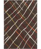 RugStudio presents Safavieh Porcello Prl4816b Brown / Multi Machine Woven, Good Quality Area Rug