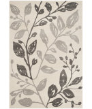 RugStudio presents Safavieh Porcello Prl4824g Ivory / Grey Machine Woven, Good Quality Area Rug