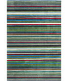 RugStudio presents Safavieh Rodeo Drive RD312A Green / Multi Hand-Tufted, Good Quality Area Rug