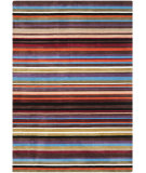 RugStudio presents Safavieh Rodeo Drive RD312B Blue / Multi Hand-Tufted, Good Quality Area Rug