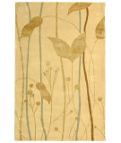 RugStudio presents Safavieh Rodeo Drive RD888A Ivory / Gold Hand-Tufted, Good Quality Area Rug