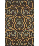 RugStudio presents Safavieh Rodeo Drive RD911A Brown / Multi Hand-Tufted, Good Quality Area Rug