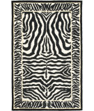 RugStudio presents Safavieh Rodeo Drive RD912A Black / White Hand-Tufted, Good Quality Area Rug
