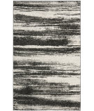 RugStudio presents Safavieh Retro Ret2693-8479 Dark Grey - Light Grey Machine Woven, Good Quality Area Rug