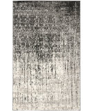 RugStudio presents Safavieh Retro Ret2770 Black / Grey Machine Woven, Good Quality Area Rug