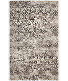 RugStudio presents Safavieh Retro RET2865-1379 Beige / Light Grey Machine Woven, Good Quality Area Rug