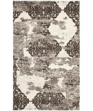 RugStudio presents Safavieh Retro RET2866-1379 Beige / Light Grey Machine Woven, Good Quality Area Rug