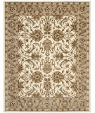 RugStudio presents Safavieh Royalty ROY207B Ivory / Dark Beige Hand-Tufted, Good Quality Area Rug