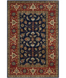 RugStudio presents Safavieh Royalty Roy257a Navy - Rust Hand-Tufted, Best Quality Area Rug