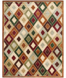 RugStudio presents Safavieh Royalty Tufted RT601A Assorted Hand-Tufted, Good Quality Area Rug