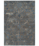 RugStudio presents Safavieh Sapphire Sap111a Brown - Blue Hand-Tufted, Best Quality Area Rug