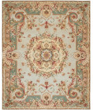 RugStudio presents Safavieh Savonnerie SAV201B Blue / Dark Blue Area Rug