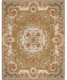 RugStudio presents Safavieh Savonnerie SAV201C Brown / Ivory Area Rug