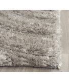 RugStudio presents Safavieh South Beach Shag Sbs620b Silver Area Rug