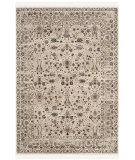 RugStudio presents Safavieh Serenity Ser213f Creme - Brown Machine Woven, Better Quality Area Rug