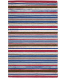 RugStudio presents Safavieh Kids SFK315A Ivory / Multi Hand-Hooked Area Rug