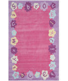 RugStudio presents Safavieh Kids SFK413A Pink / Lavander Area Rug