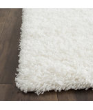 RugStudio presents Safavieh California Shag Sg151-1010 White Area Rug
