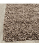 RugStudio presents Safavieh California Shag Sg151-2424 Taupe Area Rug