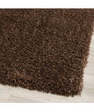 RugStudio presents Safavieh California Shag Sg151-2727 Brown Area Rug