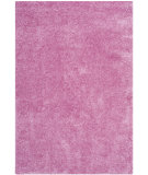 RugStudio presents Safavieh California Shag Sg151-3232 Pink Area Rug