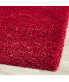 RugStudio presents Safavieh California Shag Sg151-4040 Red Area Rug