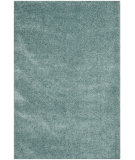 RugStudio presents Safavieh California Shag Sg151-6060 Light Blue Area Rug