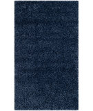 RugStudio presents Safavieh Shag Sg151-7070 Navy Area Rug