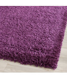RugStudio presents Safavieh California Shag Sg151-7373 Purple Area Rug